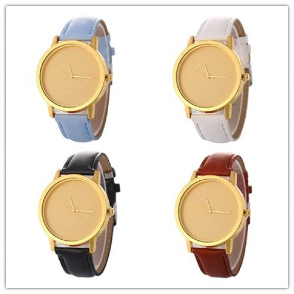 Simple And Fashionable Womens Watch Carved Version Classic Womens Fashion Watch Malaysia