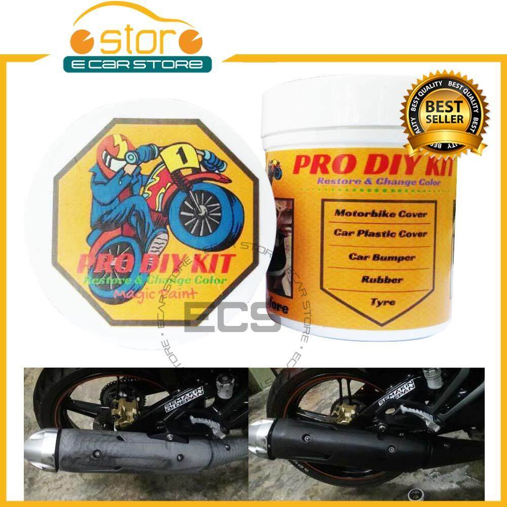Pro Kit Diy Black Trim Restorer By Ecar Store.