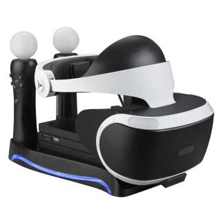 Butterfly Huyền Thoại Đế Sạc Đế Sạc Đứng Chủ Cho PS4 VR II PS Move Tay Cầm Chơi Game thumbnail