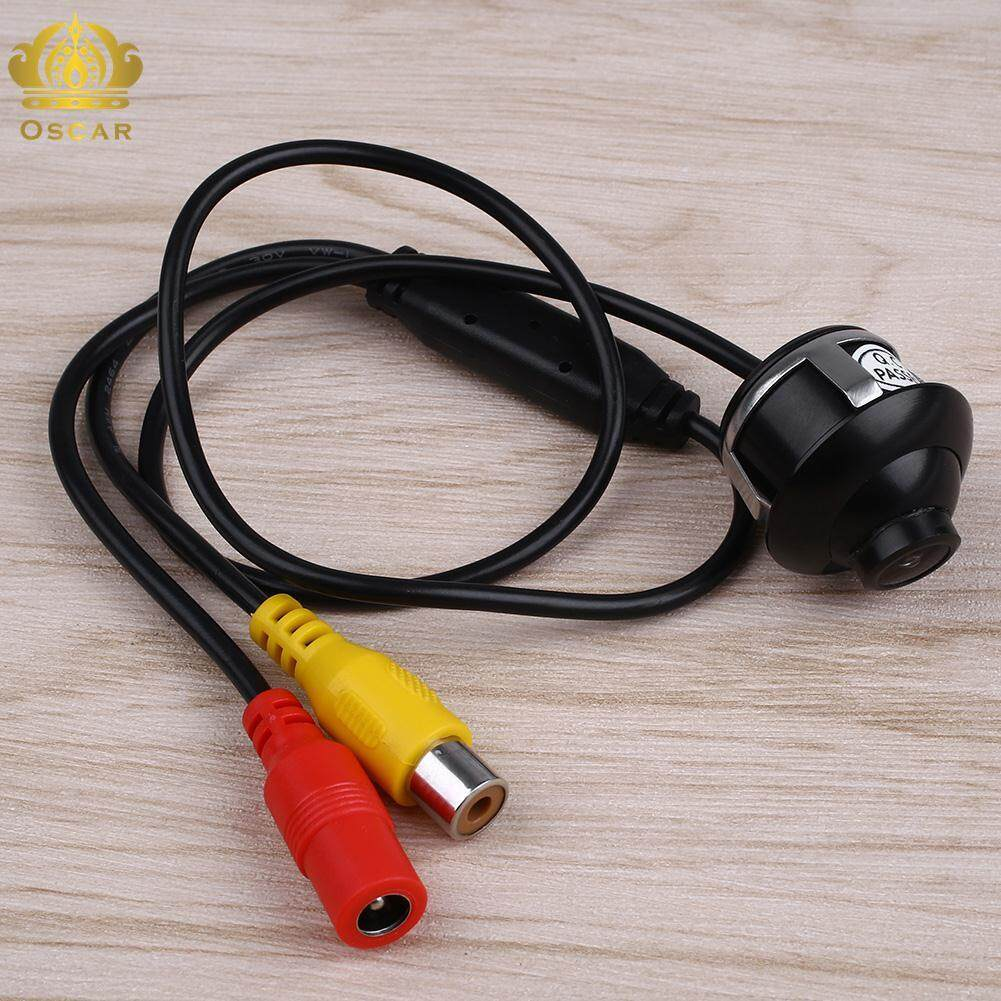 360 Degree Car Front/Rear/Side View Camera Reversing Backup Rearview Waterproof