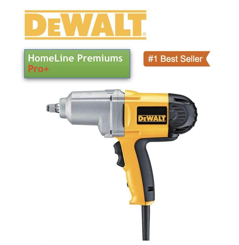 DEWALT DW293 1/2 (13MM) IMPACT WRENCH WITH HOG RING ANVIL