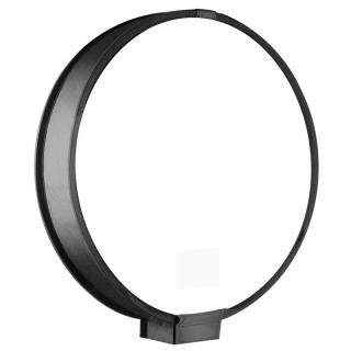40Cm Round Universal Portable Speedlight Softbox Flash Diffuser On-Top Soft Box For Camera thumbnail
