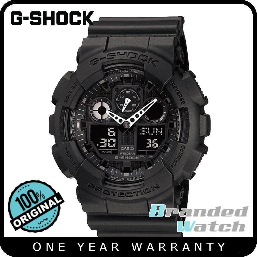 G-shock ga-100