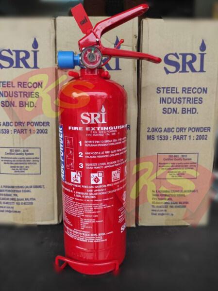 2kg Fire Extinguishe