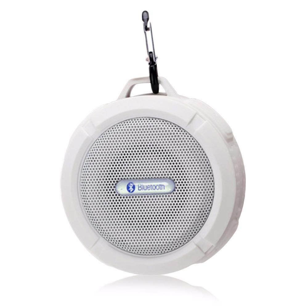 LA C6 Outdoor Wireless Bluetooth 4.1 Stereo Portable Speaker Built-in Mic Shock Resistance IPX4 Waterproof Louderspeaker