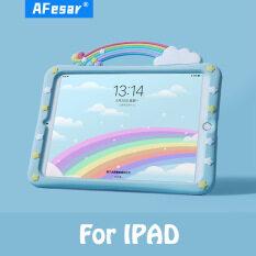 Ốp Lưng Cho iPad Mini 1 2 3 4 / Pro 9.7 Air 3 10.5 11 Ốp Máy Tính Bảng Đứng Silicon Hoạt Hình, Ốp Lưng Silicon Siêu Mỏng Cho iPad 9.7 2017 2018 5th 6th 7th 8ThGen 2020 2019 10.2