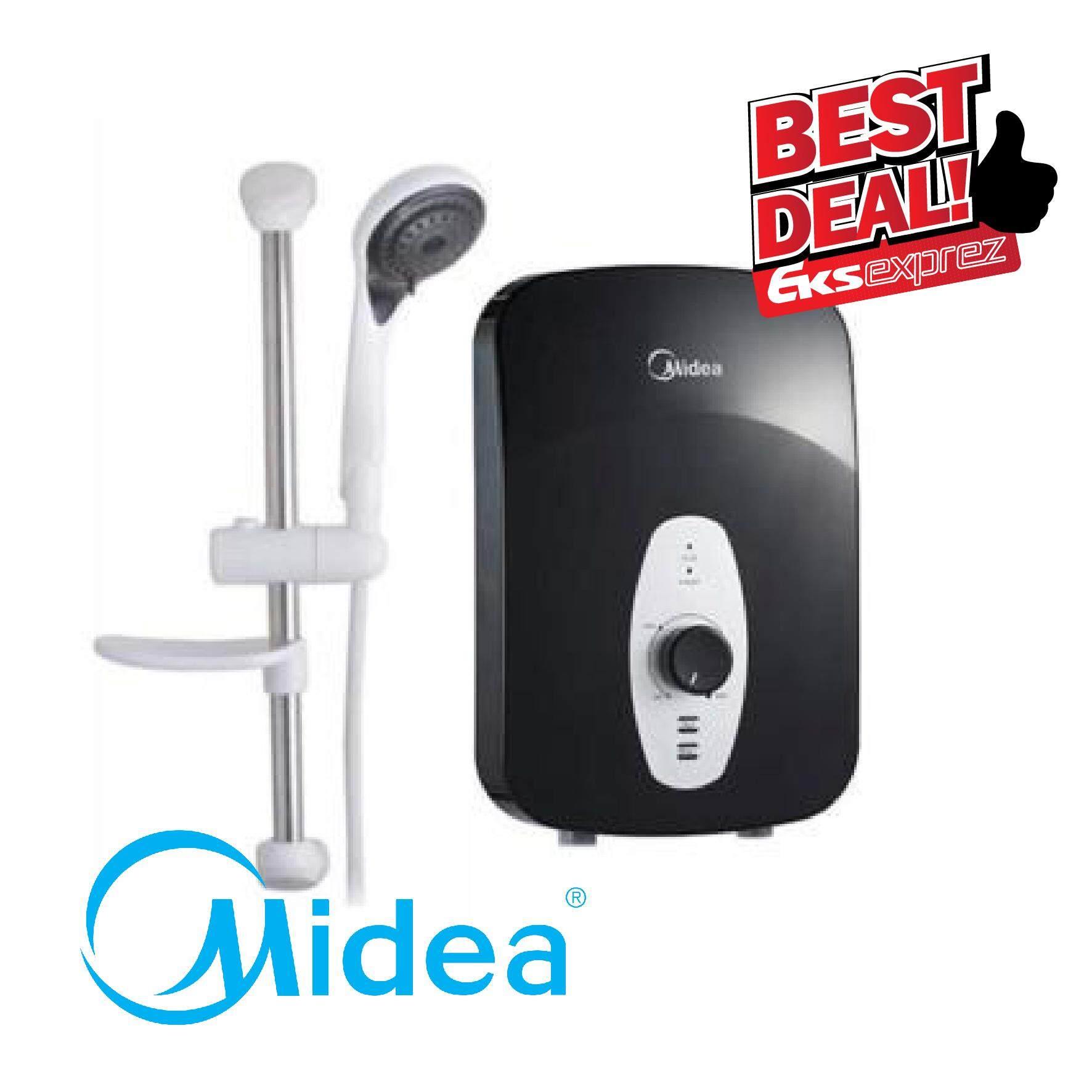 Midea Water Heater (no Pump) 3.8kw - Mwh-38q By Eks Exprez.