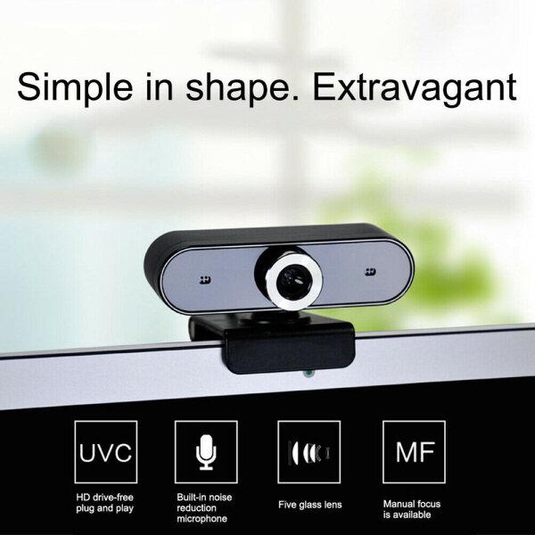 Bảng giá Full HD Web Cam Máy Tính Để Bàn Cuộc Gọi Video Máy Ảnh Webcam Với Mi-crô Phong Vũ