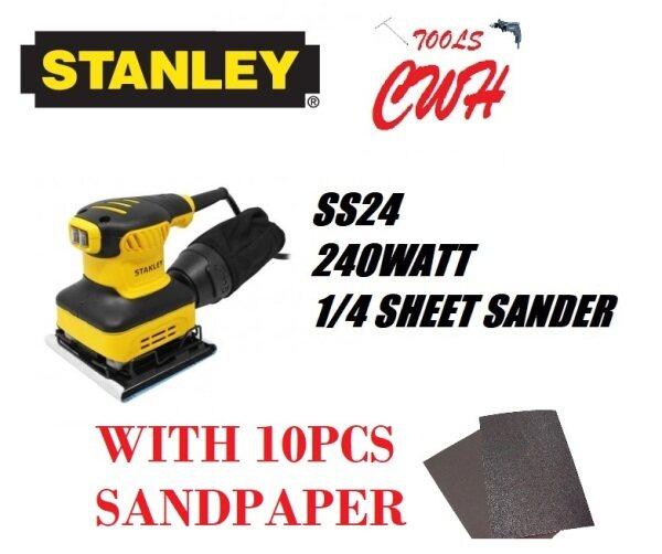 STANLEY SS24 SHEET SANDER 240W 1/4