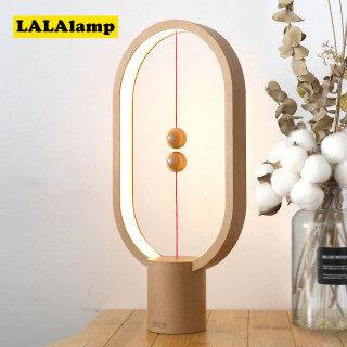 , Đèn Ngủ, Đèn Bàn LED Cân Bằng Trang Trí Nhà Văn Phòng thumbnail
