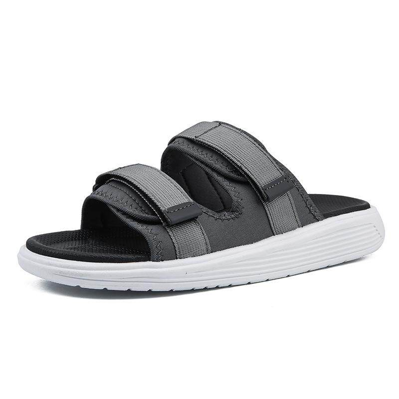 (fast Delivery, Good Quality) Wearing Slippers In Summer, Men's Non-slip Flip, Outdoor Beach Male Slippers