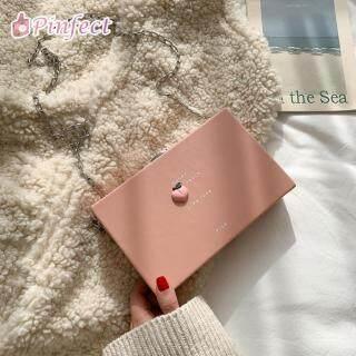 Pinfect Túi đeo chéo hộp vuông có dây xích chất liệu da PU chống thấm nước kích thước 19x12x5cm - INTL thumbnail