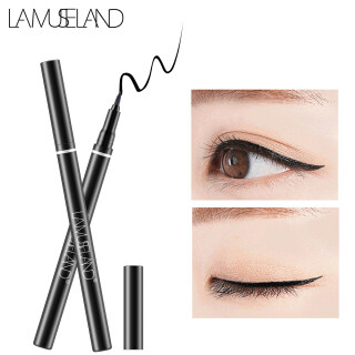 Bút Kẻ Mắt Dạng Lỏng Chống Nước Lâu Trôi Lamuseland Màu Đen Kẻ Mắt L19E03 thumbnail