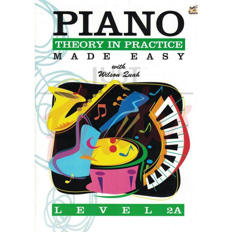 Piano Theory in Practice Made Easy Level 2A Malaysia