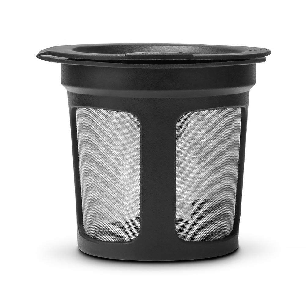 80ml K-Carafe Reusable Replacement Coffee Filter Cup Brewers For Keurig By Lolife.