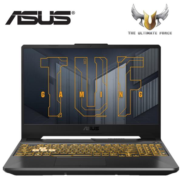 Asus TUF F17 FX706H-CHX065T 17.3 FHD 144Hz Gaming Laptop Eclipse Gray ( I5-11400H, 8GB, 512GB SSD, RTX 3050 4GB, W10 ) Malaysia