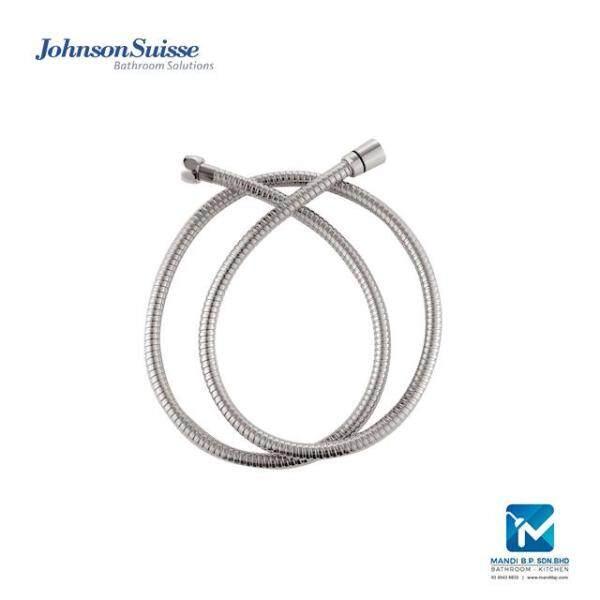 Johnson Suisse Flexible Hose Double Interlock Shower Hose Length: 1.5m / Sinki Tandas / Mandi / Bathroom / Shower / Tap / Pili air / Dapur / Bathtub / Sinki Mandi / Mandibp / Evans