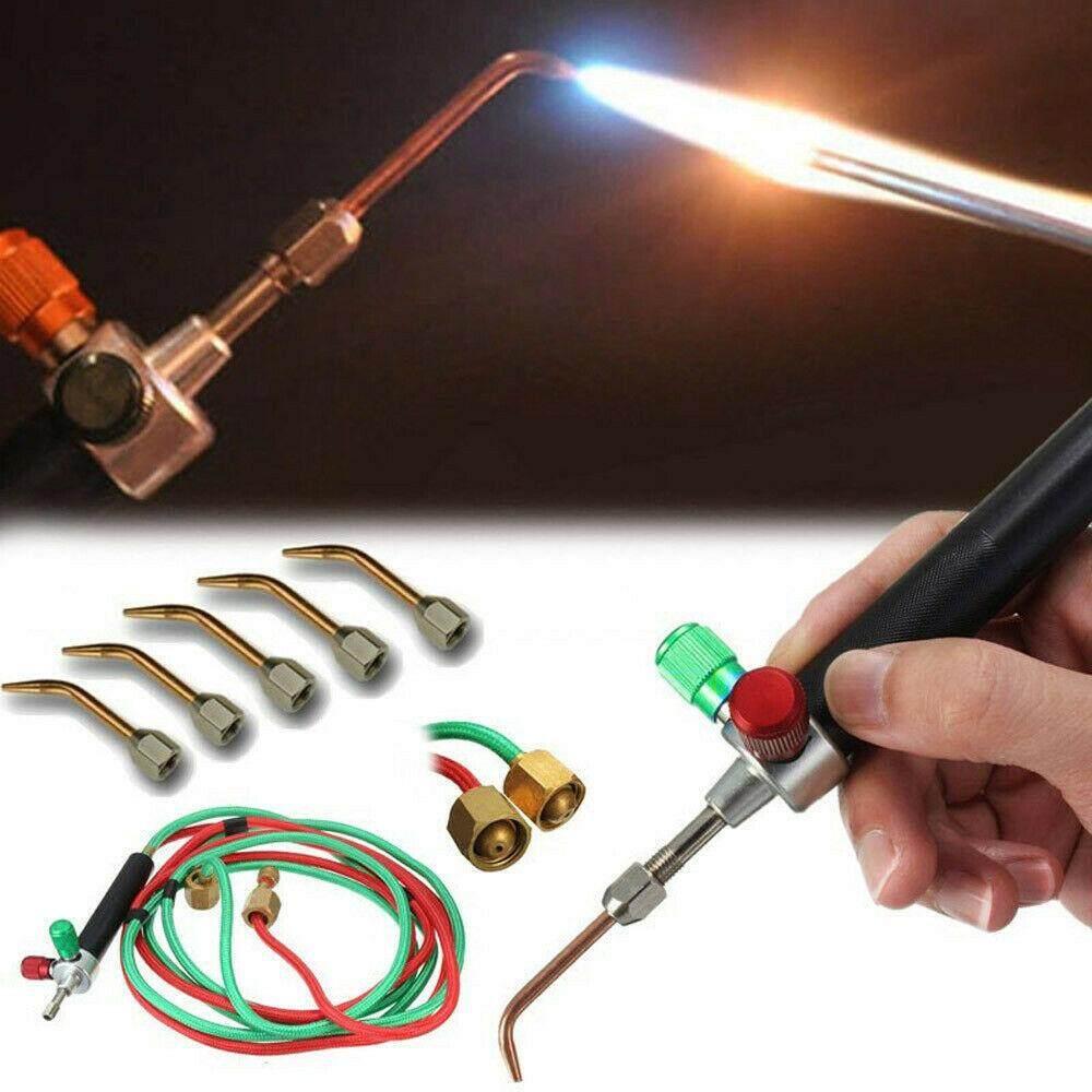 Nón Lưỡi Trai LS Hàn Đèn Pin Đa Năng Bền Chính Xác Bếp Gas Oxy Nhà Micro-Tham Gia