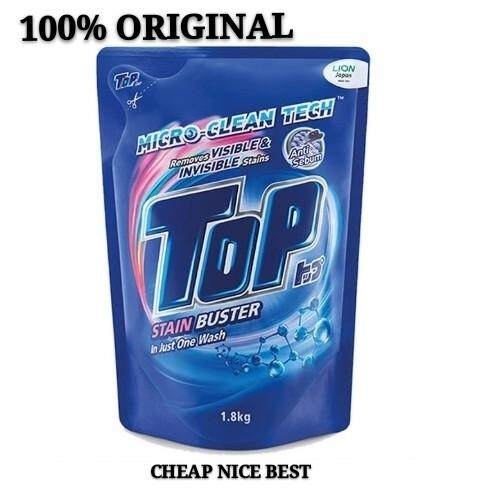 TOP Liquid Laundry Detergent Refill Pack 1.8kg