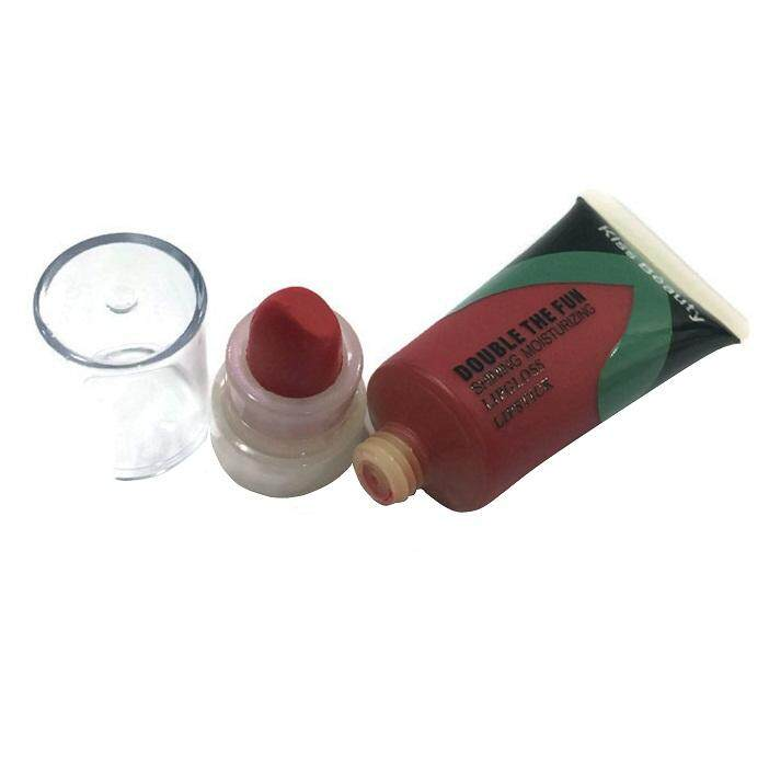 Yona Fashion Kiss Beauty 2 in 1 Lipgloss & Lipstick (6)