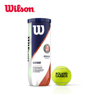 Wilson Sẽ Thắng Quả Bóng Chuyên Nghiệp Full Court Tên Khớp Nối Pháp, Quần Vợt Roland Garros 3 Hộp thumbnail