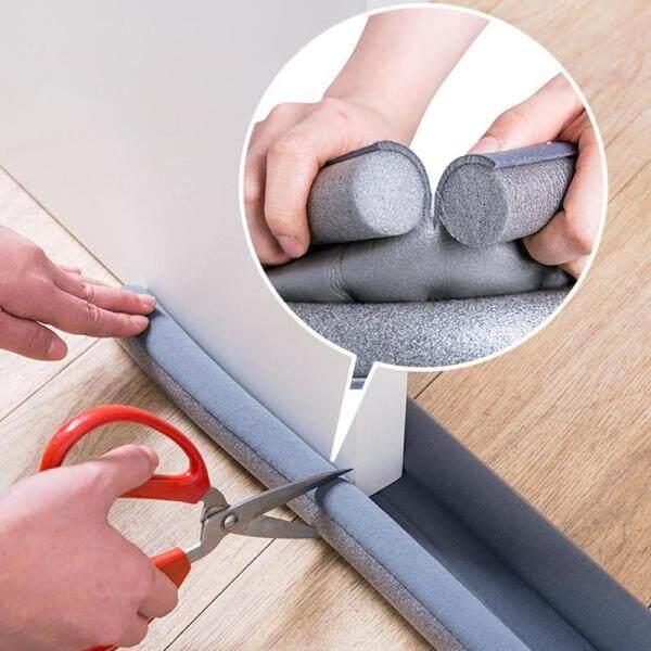95CM Flexible Door Bottom Sealing Strip Guard Sealer Stopper Wind Dust Blocker