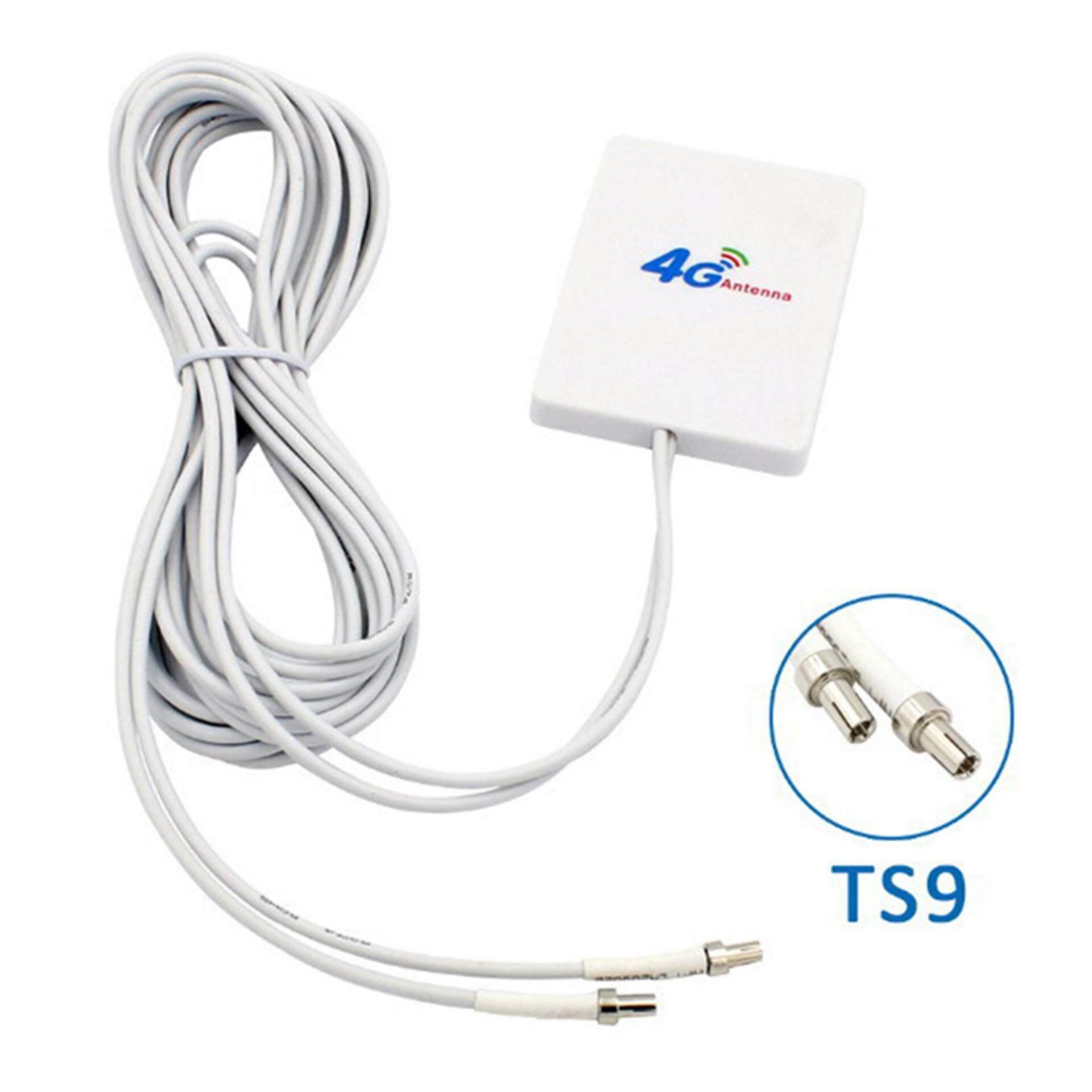 4G LTE SMA Đực Anten Bảng Điều Khiển Mạng Tăng Cường Tín Hiệu cho Router BI577 MỚI Cổng Kết Nối: SMA Hoa Trung Tâm Thương Mại