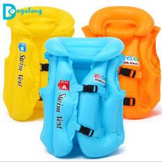[DOUYATANG] Đồ Bơi Bơm Hơi Cho Trẻ Em PVC Áo Phao, Áo Phao Bộ Đồ Bơi Cho Bé Trai Bộ Đồ Tập Luyện An Toàn Cho Trẻ Em