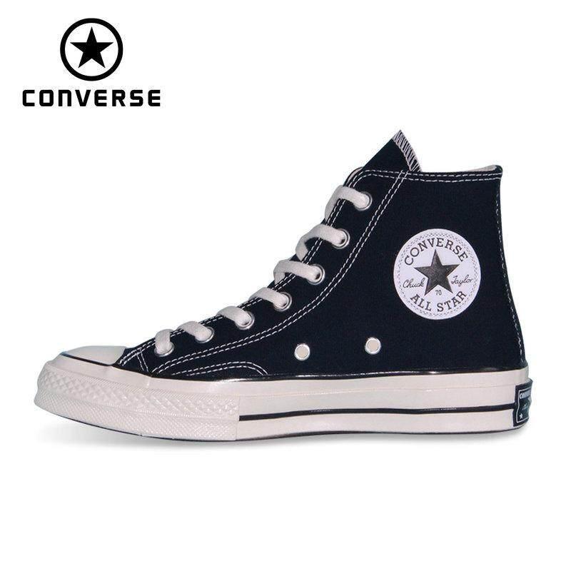 ระยอง new 1970s Original Converse_all star shoes 70s Retro classic men women unisex sneakers Skateboarding Shoes 162050C