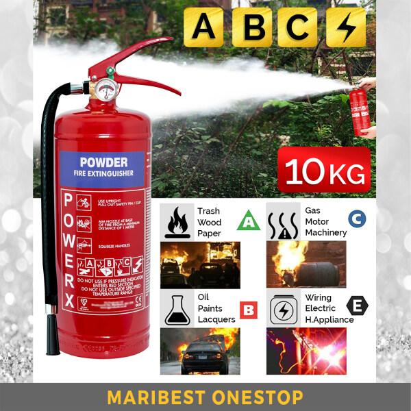 10KG ABC Powder Fire Extinguisher for Office Home Pemadam Api