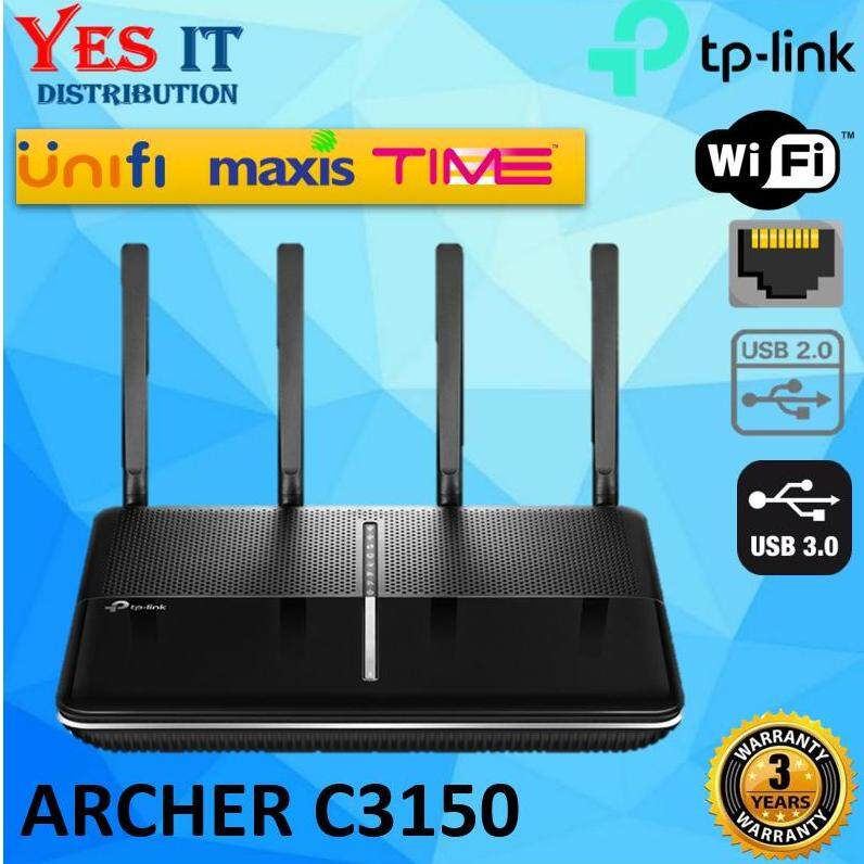 TP-Link Archer C3150 Wireless WiFi MU-MIMO Gigabit AC3150 Router