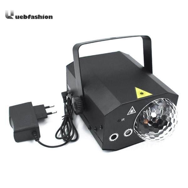16 hoa văn LED Máy Chiếu Laser Pha Lê Bi Ma Thuật Sân Khấu KTV DJ Đèn