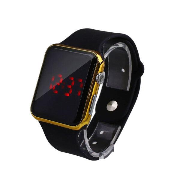 Classic Fashion Students Fashion LED Digital Date Waterproof Wrist Watch Malaysia