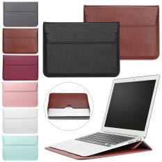1 * Túi Đựng Macbook Thiết Kế Thời Trang Da Đựng Túi Bảo Vệ Laptop Đứng Dành Cho MacBook Air Pro Retina Thanh Cảm Ứng 11 13 15