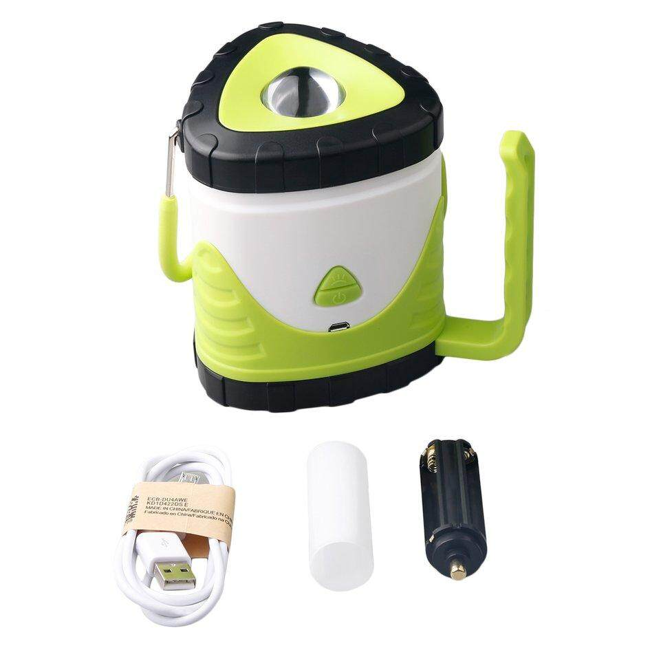 ANEXT Unique Portable LED Lighting Flashlight Camping Lantern Outdoor Lamp Gift