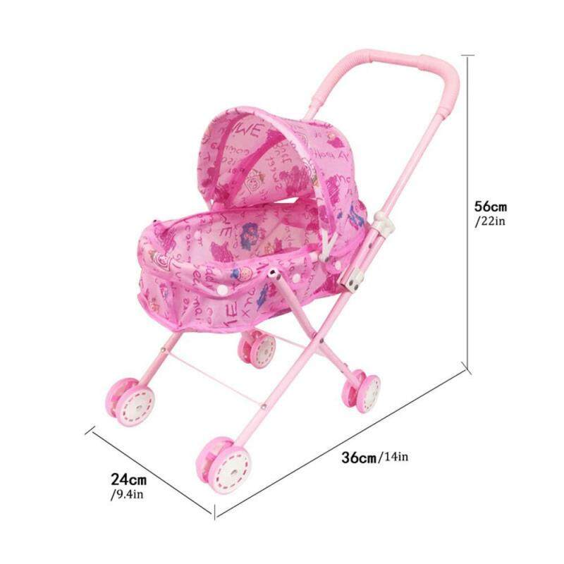 OEM Super Cute Baby Assembled Stroller And Doll Toy Gift for Baby Infant Toddler Singapore