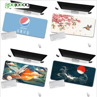 GOOJODOQ Chuột Pad Mat XL Phim Hoạt Hình Quá Khổ Anime Văn Phòng Dễ Thương Máy Tính Xách Tay Bàn Phím Pad Seaming Dày 250 290 3Mm thumbnail