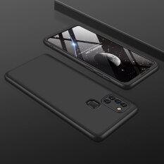 Ốp Lưng Cho Samsung Galaxy A21S SM-A217F/DS 360 Độ Full Cứng Bảo Vệ PC Mờ Chống Sốc Ốp Lưng Cho Galaxy A21S Ốp Lưng