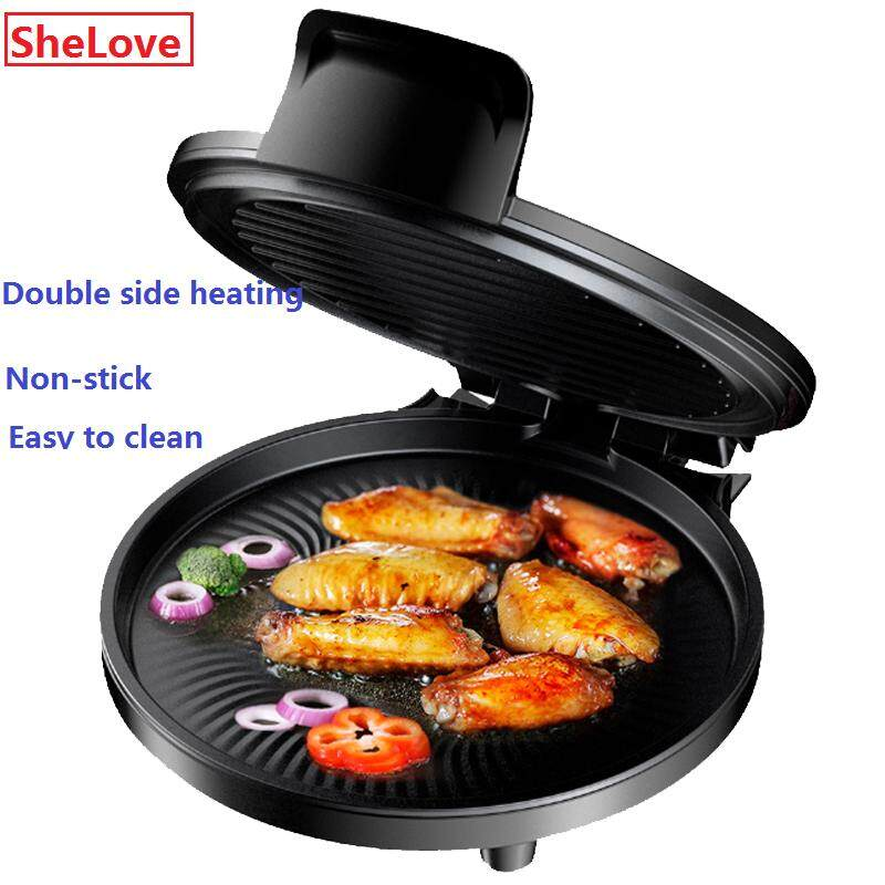 Midea Double-Sided Heating Electric Baking Pan Frying Machine Jk26simple101 By She Love.