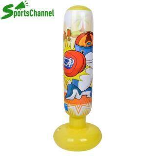 Sportschannel Túi Đấm Bốc 1.25M, Bao Cát Bơm Hơi Cho Trẻ Em Giải Nén Đồ Chơi thumbnail