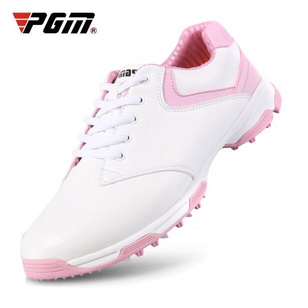 Giày Chơi Golf Pgm Cho Nữ Và Nữ, Giày Thể Thao Chơi Gôn, Giày Không Thấm Nước, Mềm Và Thoáng Khí giá rẻ