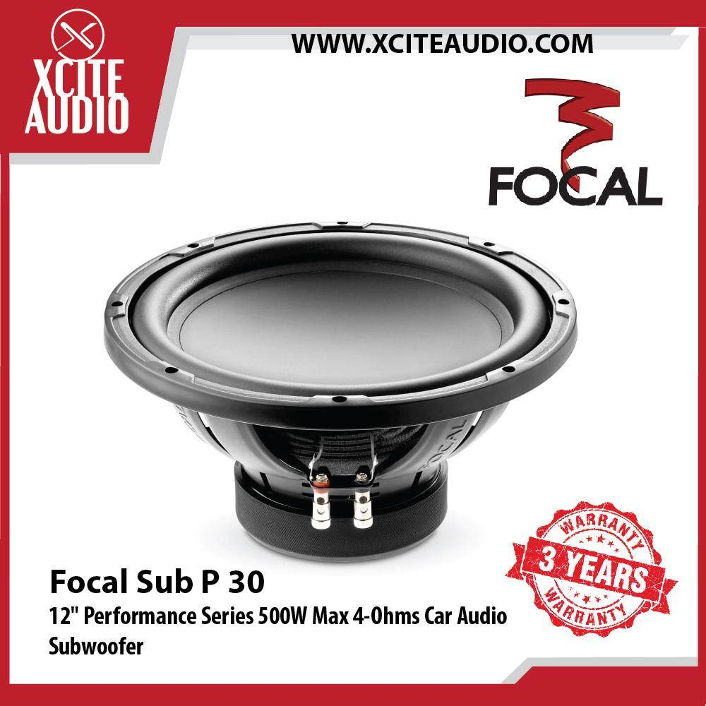 Focal Sub P 30 12