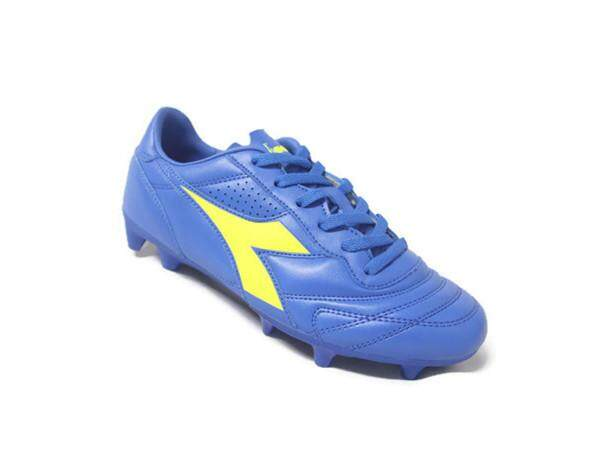 Original Diadora Performance Soccer Boot DF100064 (Black / Blue)