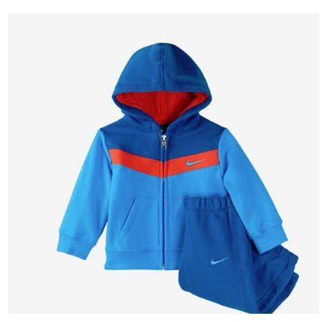 [sherynn.com] Blue Jacket Nk Set (2-5y) By Sherynn.com.