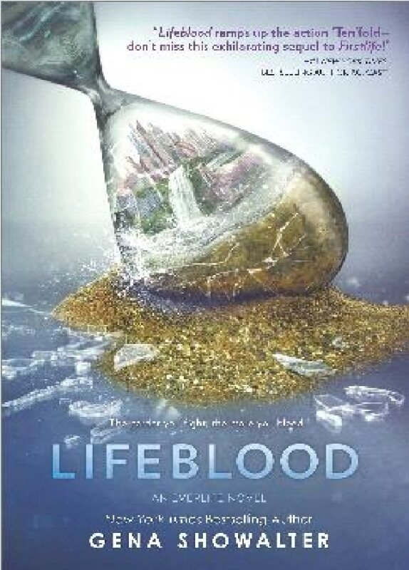 (MPH) Lifeblood (An Everlife Series):ISBN:9781335208354:By (Author):Showalter, Gena Malaysia