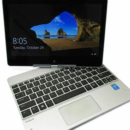 HP EliteBook Revolve 810 G3 Core i5-5200u/Ram 12gb/Ssd 256gb Touch Screen(REFURBISHED) Malaysia