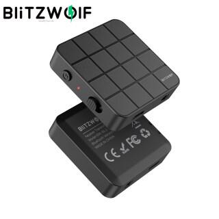 BW-BL2 BlitzWolf Bộ Thu Và Phát Bluetooth 5.0 2 Trong 1, Không Dây Bộ Chuyển Đổi thumbnail