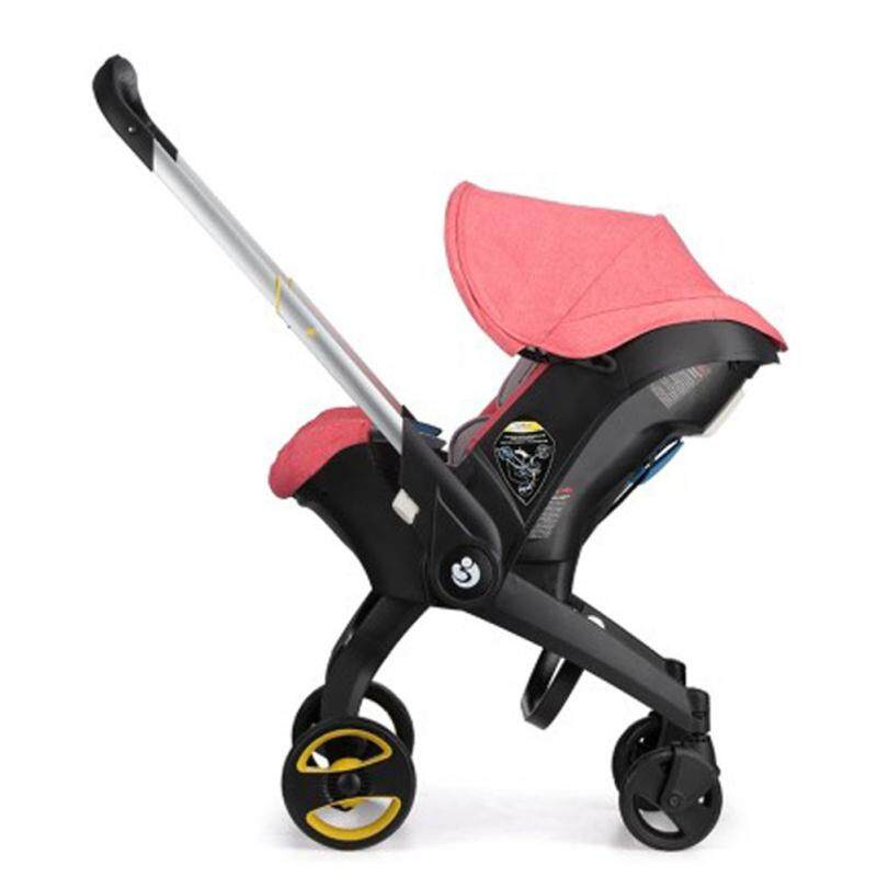 Safety Stroller Multifunction 4 in 1 Double Way Folding Safety Stroller for Infant Baby Singapore