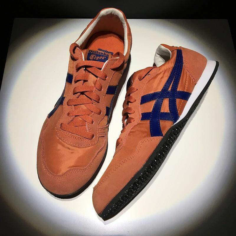 asics_Onitsuka_Tiger_鬼冢虎_SERRANO_orange_blue_black_mens_low_top_sport_shoe_36-44