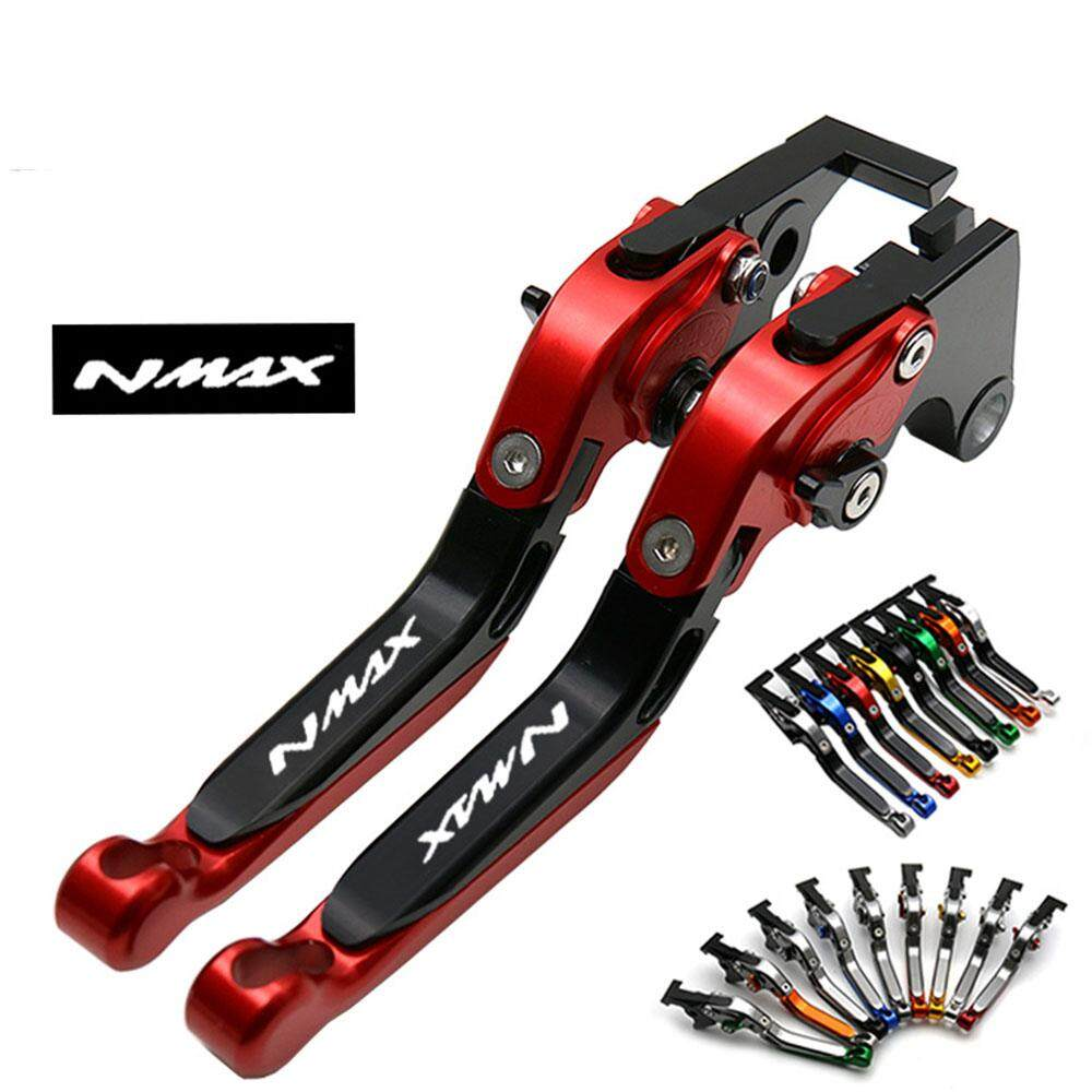 [FREE SHIPPING] For YAMAHA NMAX 155 2015-2019 NMAX 125 2015-2019 NMAX 150  2015-2019 N-MAX 125 155 Scooter Accessories Folding Extendable CNC Aluminum